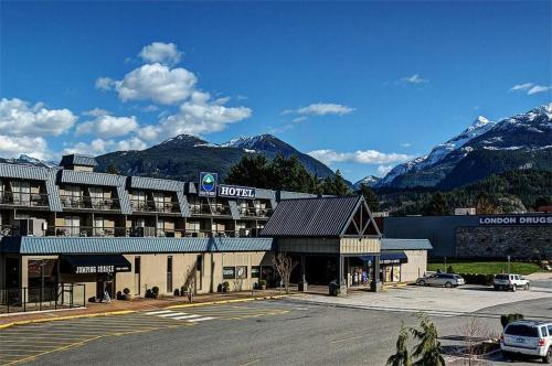 Sea To Sky Hotel And Conference Centre - Squamish, BC V0N 1T0