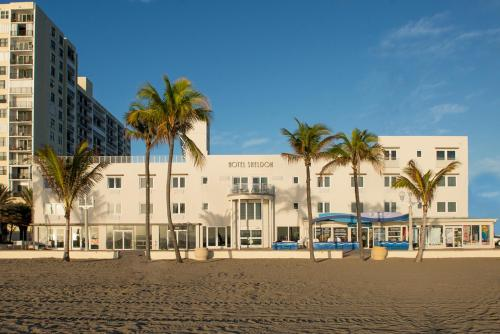 Hotel Sheldon - Hollywood, FL 33010