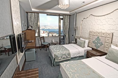 Istanbul Grand Star Hotel Bosphorus yol tarifi
