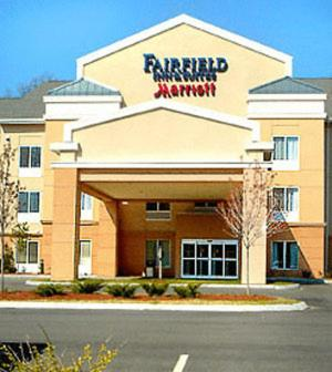 Fairfield Inn Suites By Marriott Worcester Auburn