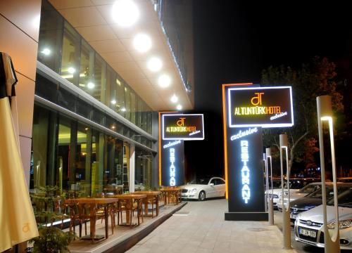 Kahramanmaras Altuntürk Hotel