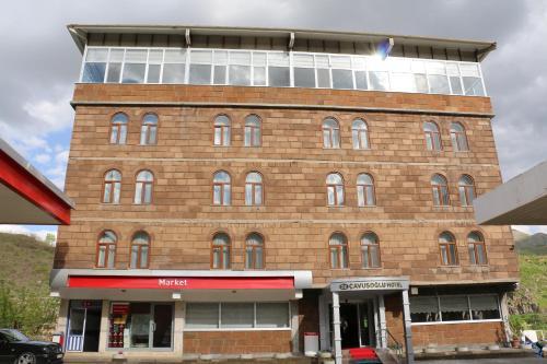 Bitlis Oz Cavusoglu Hotel odalar
