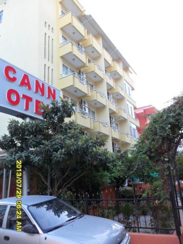 Konaklı Cann Hotel adres