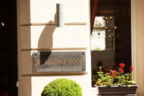 Hotel Residence Foch photo 19
