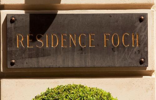 Hotel Residence Foch photo 20