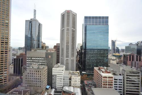 Apartments Melbourne Domain Cbd