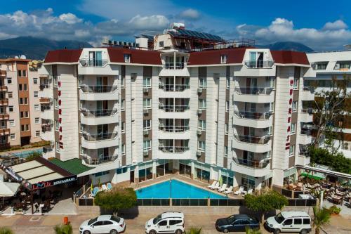 Alanya Boreas Suite Hotel tek gece fiyat