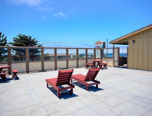 Silver Surf Motel Hotel San Simeon