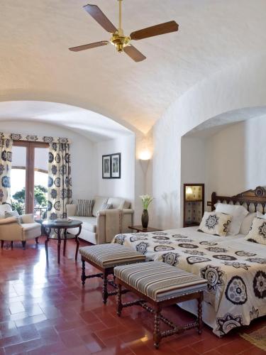 Junior Suite with Spa Access Hostal de la Gavina GL 3