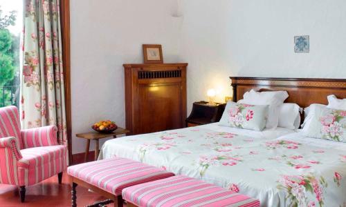 Habitación Doble clásica con acceso al spa   Hostal de la Gavina GL 7