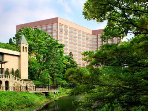 Hotel Chinzanso Tokyo photo 32