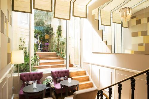 Hôtel Galileo Champs Elysées photo 33