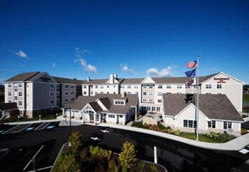 Residence Inn By Marriott Auburn - Auburn, ME 04210