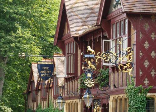 High Street, Waddesdon, Aylesbury, Buckinghamshire HP18 0JE, United Kingdom.