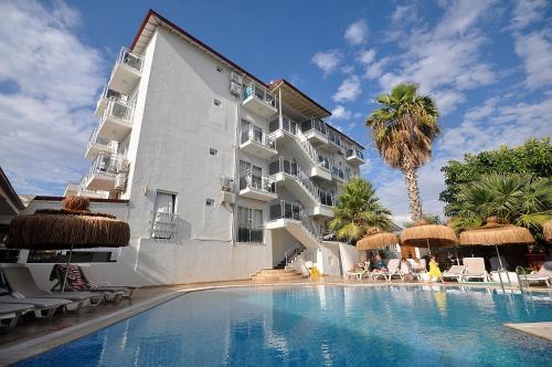 Fethiye Makri Beach Hotel tatil