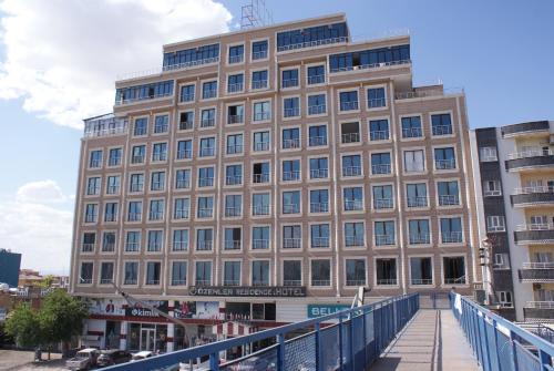 Silopi Ozenler Hotel & Residence ulaşım