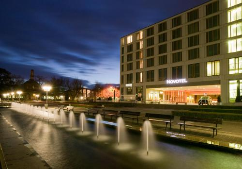 Bild des Novotel Karlsruhe City