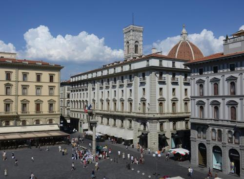 Rocco Forte Hotel Savoy impression