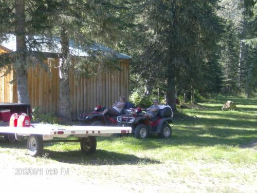 Bone Creek Wilderness Retreat