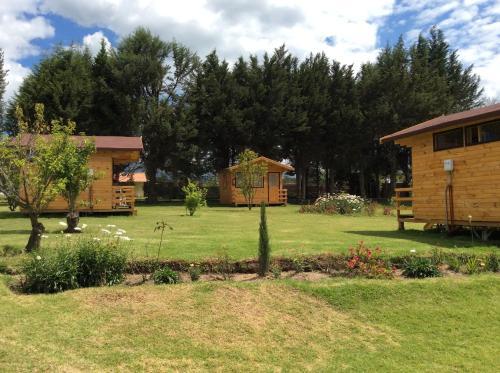Hosteria Airport Garden Photo