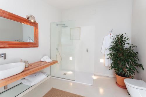 Deluxe Doppelzimmer Jardí de Ses Bruixes Boutique Hotel 42