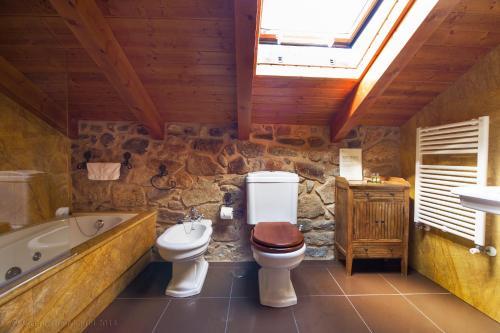Habitación Doble Superior Hotel Rustico Lugar Do Cotariño 12