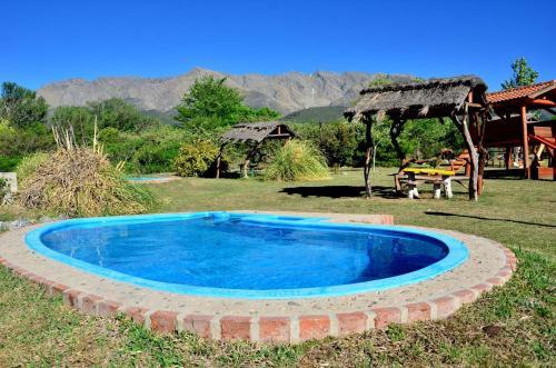Quebrada del Viento - Cabañas Photo