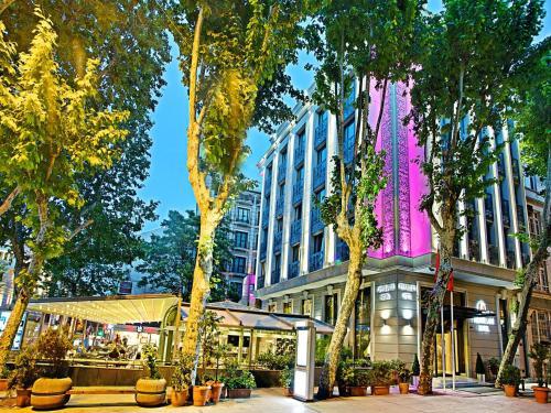 Istanbul Pierre Loti Hotel - Special Category telefon