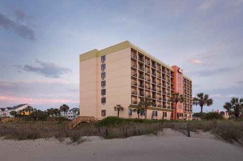 Surfside Beach Oceanfront Hotel Resort