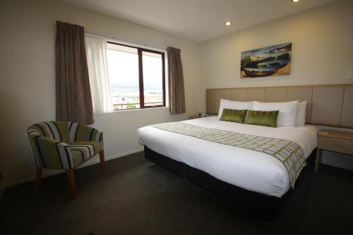 Best Western 555 On Bayview Hotel Dunedin In New Zealand