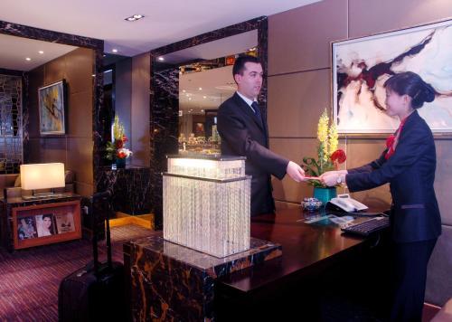 Jianguo Hotel photo 21