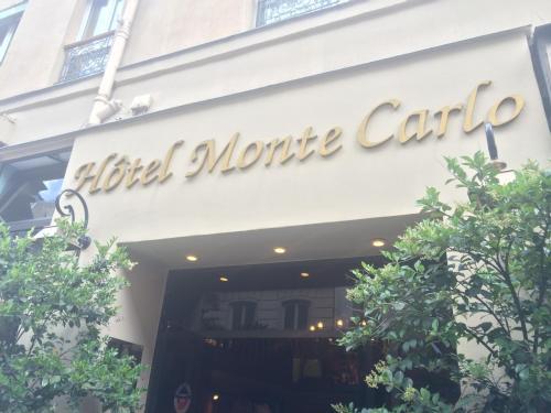Hotel Monte-Carlo photo 25