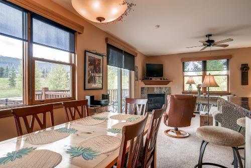 Three-bedroom Highland Greens Townhome # 19 - Breckenridge, CO 80424