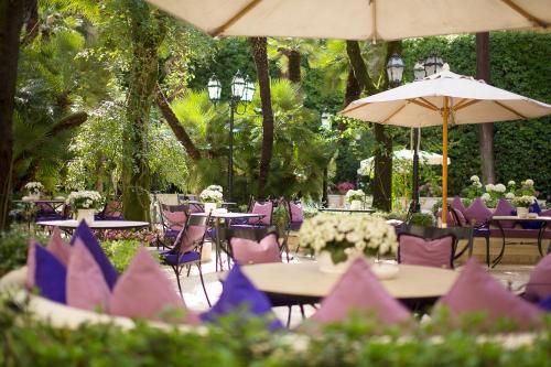 Aldrovandi Villa Borghese - The Leading Hotels of the World photo 26