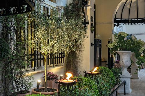 Aldrovandi Villa Borghese - The Leading Hotels of the World photo 27