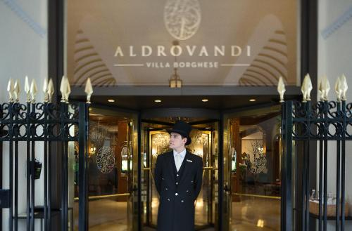 Via Ulisse Aldrovandi, 15, 00197 Rome, Italy.