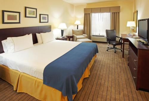 Holiday Inn Express & Suites Marshall - Marshall, TX 75670