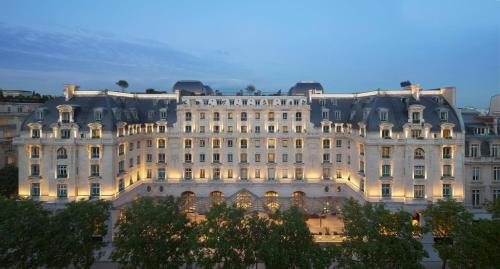 Hotel The Peninsula Paris photo 4