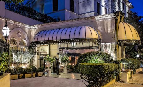 Aldrovandi Villa Borghese - The Leading Hotels of the World photo 40
