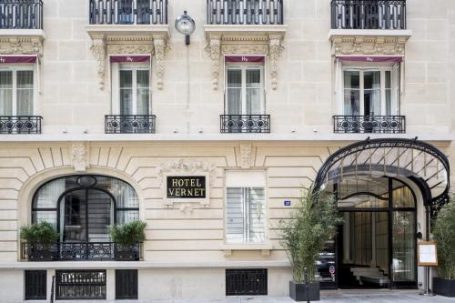 Hôtel Vernet photo 24