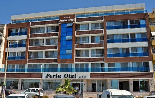 Dikili Perla Hotel adres