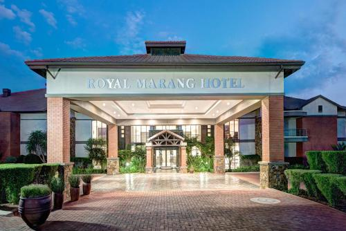 Royal Marang Hotel Photo