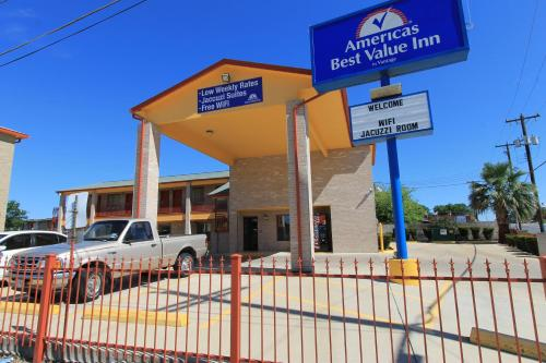 Americas Best Value Inn San Antonio Lackland Afb 2435 Pinn
