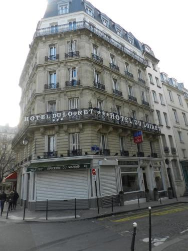 Grand hotel du loiret h tel 8 rue des mauvais gar ons for Rue des garcons