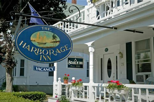 Harborage Inn On The Oceanfront - Boothbay Harbor, ME 04538