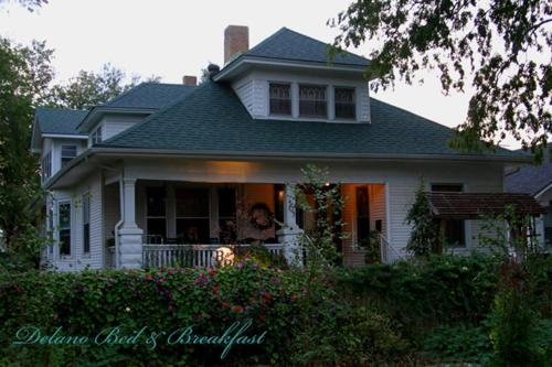 Delano Bed And Breakfast - Wichita, KS 67213