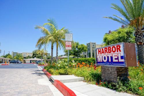 Harbor Motel Hotel Garden Grove in CA