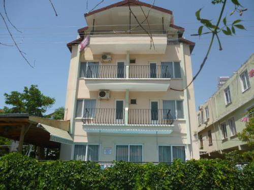 Fethiye Cicek Hotel & Apartments yol tarifi