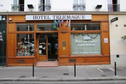 Hotel Telemaque photo 21