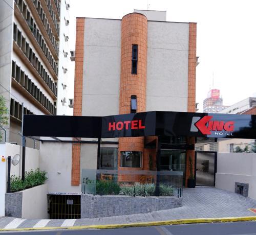 Hotel King Sao Jose Do Rio Preto